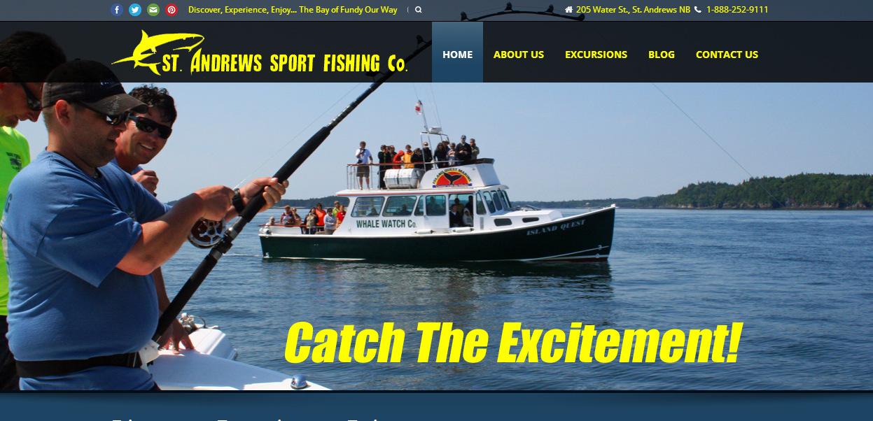 St. Andrews Sport Fishing