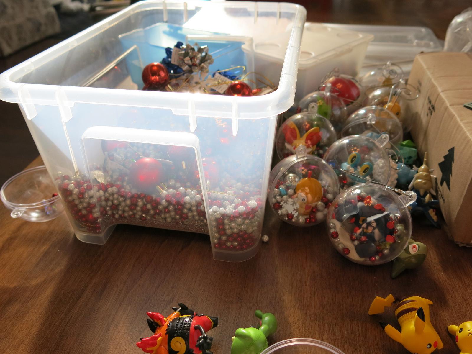 DIY Pokemon Christmas Decorations - Cindy Kohler