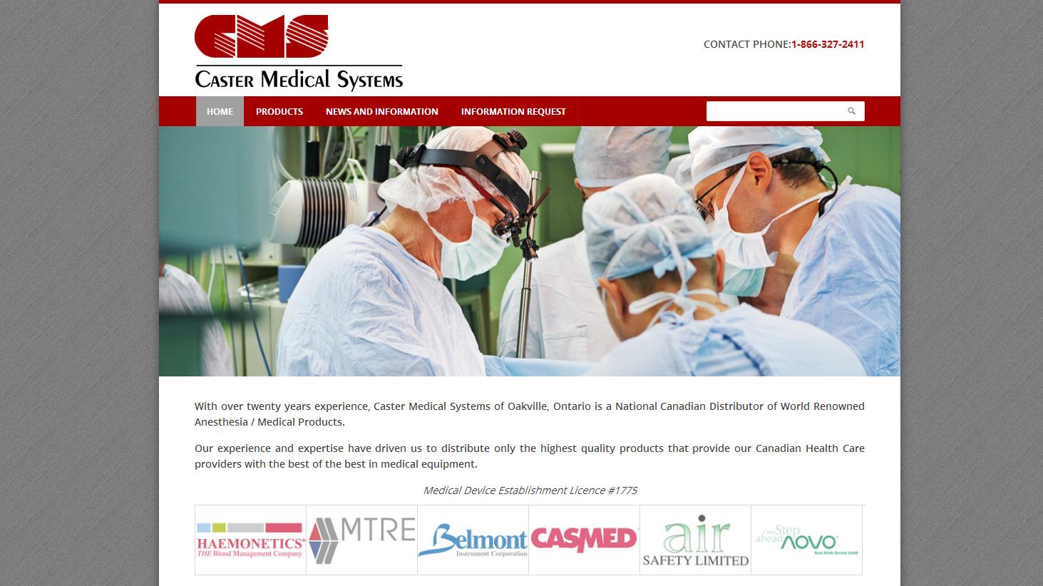 Caster Medical