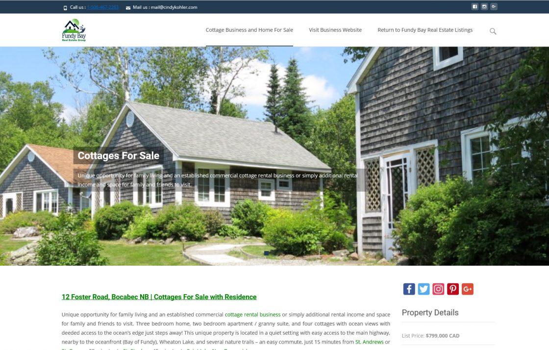 Cottage Business For Sale - Cindy Kohler