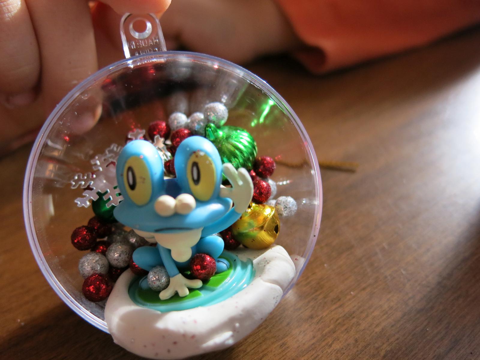 Pokemon Christmas Ornaments.Diy Pokemon Christmas Decorations Cindy Kohler