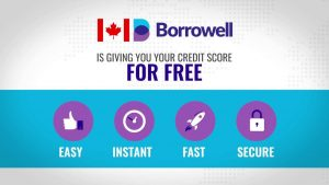 Free Credit Score Borrowell